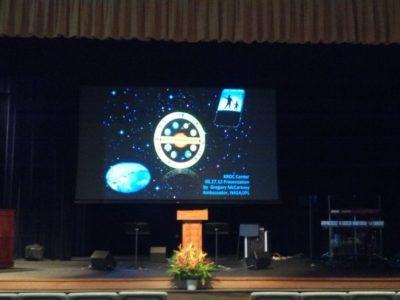 NASAアンバサダーKROC 05-27-12